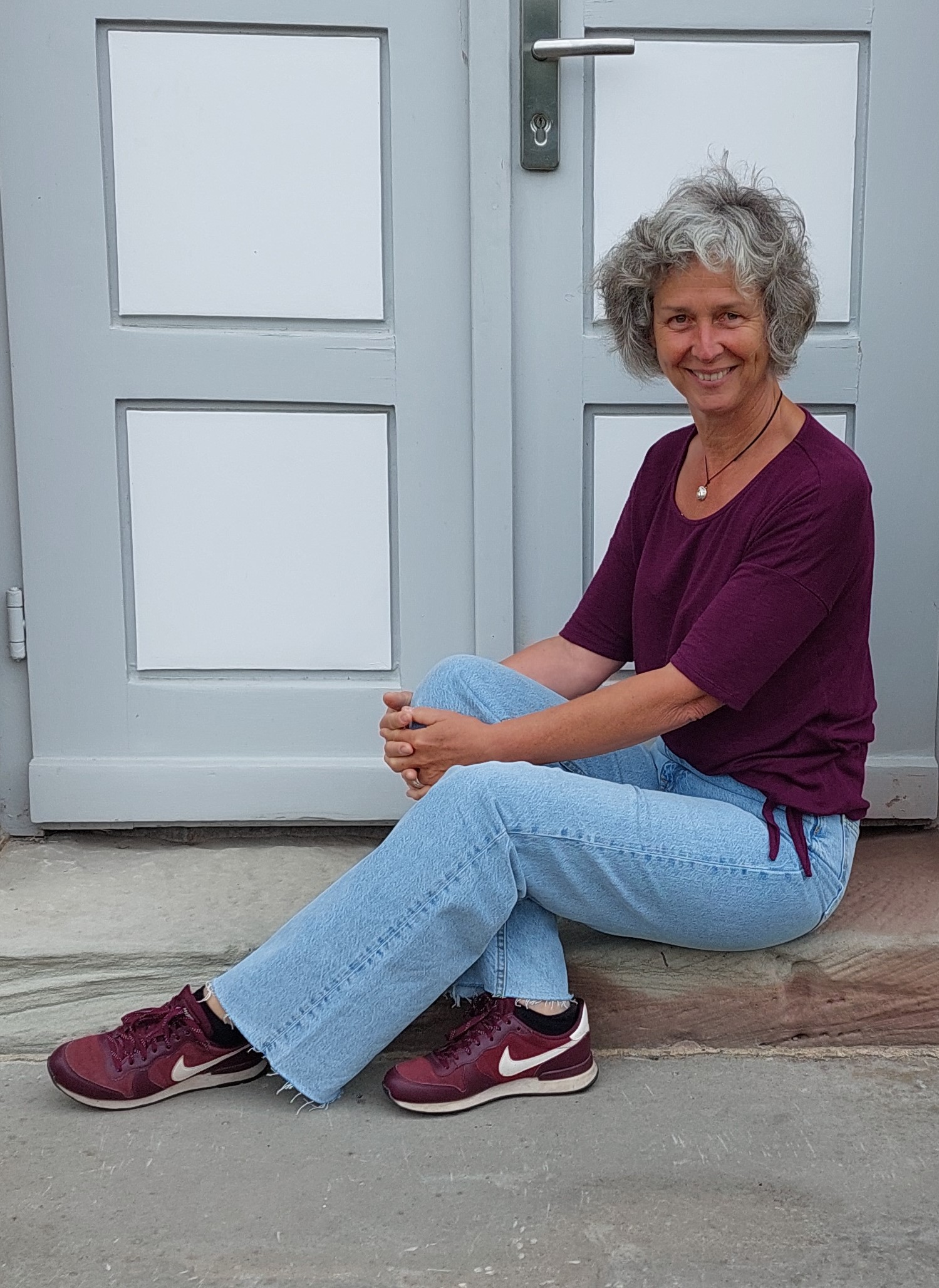Pfarrerin Kerstin Grenzebach